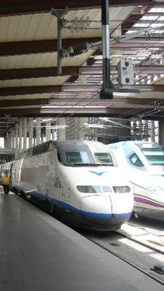 Europe High Speed Train