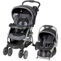 Baby Trend Encore Lite Travel System, Archway - Walmart.com