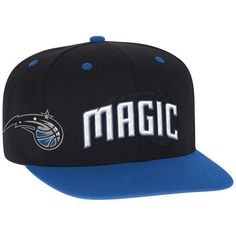 Orlando Magic adidas Youth 2016 NBA Draft Snapback Hat - Black