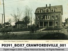 L.L. Culver Union Hospital before 1929