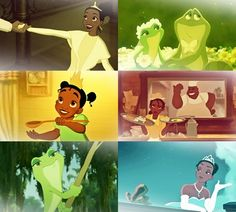 """Daddy never got what he wanted…but he had what he needed—love! He never gave that up, and neither will I!""  - Tiana, The Princess and the Frog"