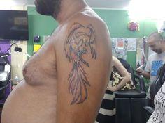 #Tattoo  school Thailand#Don by Waf#