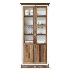 Driftwood Glass Cabinet - Meubels | Rivièra Maison