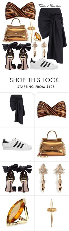 """""""Which shoe is for you?"""" by taliamariah-cirillo ❤ liked on Polyvore featuring STELLA McCARTNEY, Alice McCall, adidas Originals, Dolce&Gabbana, Miu Miu, Mawi, Forzieri, Cristina Ortiz, love and comment"""