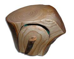 CraftGo - Beautiful Irish Ash Jewelry Box (Bandsaw Box)