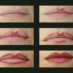 If so, please share in comments. I love this tip, it made putting lip liner on so easy that I got all 5 colors It defines your cupid's bow and helps make straight lines! Yay, love this with smudge proof lip liners www.lipslashesandlooks.com  #lips #lipgloss #lip stain #beauty #makeup #lipslashesandlooks