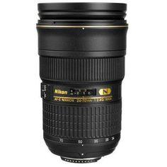 Nikon 24-70mm f/2.8G ED-IF AF-S Zoom Nikkor Lens