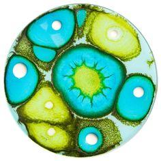 Petri Dish Painting - Klari Reis