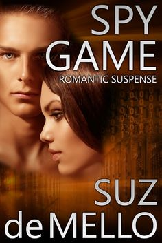 Check out the contemporary romantic suspense Spy Game by Suz deMello                                          http://padmeslibrary.blogspot.com/2017/01/spy-game-by-suz-demello.html