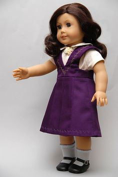 Plummy Jumper by Dollhouse Designs, via Flickr http://www.facebook.com/pages/Dollhouse-Designs/118763654824722