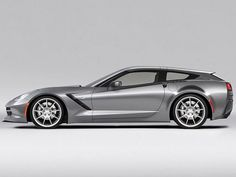 Callaway C21 AeroWagon shooting brake based on the 2014 Chevrolet Corvette C7 Stingray