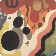 """Julius Evola, """"Piccola tavola (vista superiore)"""" (""""Small table (upper surface)""""), 1920"""
