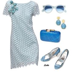 """Blugirl - edited by Satinee"" by lellelelle on Polyvore"