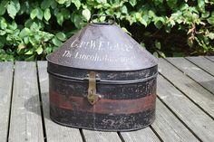 Vintage hat boxhat boxhatboxVintage Hat Storagehat