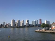 Rotterdam centrum haven