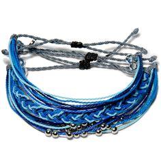 Ozean ohne Plastik Set - Weltfreund Armbänder Turquoise Bracelet, Bracelets, Jewelry, Fashion, Ocean, Make A Donation, Moda, Jewlery, Jewerly