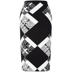 Roland Mouret Archel Skirt ($755) ❤ liked on Polyvore featuring skirts, midi, jacquard skirt, roland mouret, jacquard midi skirt, stretchy skirt and chevron skirts