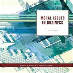 Quantitative analysis for management 12th edition test bank render test bank for moral issues in business 12th edition by william h shaw and vincent fandeluxe Images