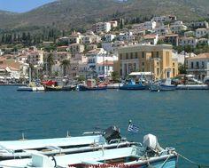 Samos - town