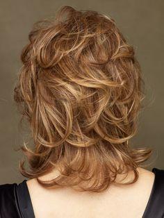 Hair style back