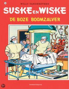Suske en Wiske: De Boze Boomzalver (139). Jerom en Lambik maken bomen beter en ontvoeren industriëlen om ze een les over de natuur te geven. Eén iemand wil echter niet en maakt de bomen ziek, als zijn dochter echt ziek wordt is er alleen een oude wijze eik die haar kan redden