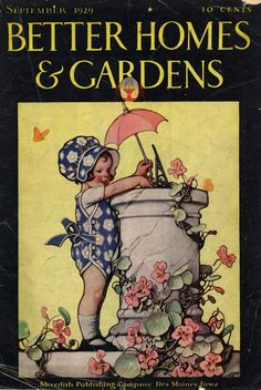 Better Homes and Gardens - 1929
