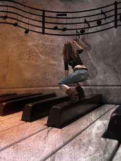 The Composer by lunamom58    ---- Are you composing your life's song from the depths of your soul?