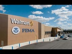 MARTIAL LAW 2017 WALMART New World Order FEMA CAMP STAGING CENTER