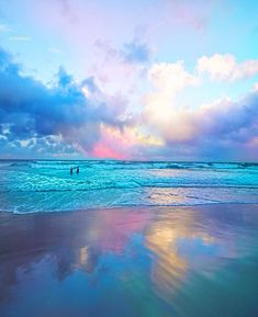 Image may contain: ocean, sky, cloud, outdoor, water and nature Summer Wallpaper, Beach Wallpaper, Scenery Wallpaper, Screen Wallpaper, Wallpaper Quotes, Beautiful Nature Wallpaper, Beautiful Sunset, Beautiful Landscapes, Beautiful Beaches