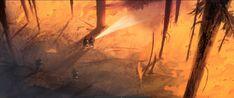 WILDFIRE | Animation Short Film 2015 - GOBELINS