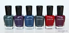 Zoya: Designer Collection Fall 2012