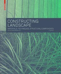 Constructing Landscape: Materials, Techniques, Structural Components none Landscape Materials, Books Online, Audio Books, Books To Read, Public, Architecture, Reading, Words, Atkins
