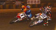 The 2013 AMA Racing Indoor Dirt