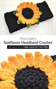 I love crochet patterns and this one just catches my eye. I am sure you will find this is really fun and great to turn yarn into this wonderful Crochet Beanie Hat with Leaves. Crochet Flower Headbands, Crochet Headband Pattern, Crochet Flower Patterns, Crochet Baby Hats, Crochet Beanie, Cute Crochet, Crochet Crafts, Crochet Yarn, Easy Crochet
