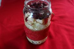 This is the Christmas Kraut I made at my Cultured Food Christmas class. It is a sweet sauerkraut made with apples, cabbage, cranberries and a little orange juice. You can shred the cabbage and appl...