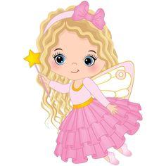 Fairy Clipart, Chibi Kawaii, Free Adult Coloring, Baby Fairy, Illustration Girl, Tooth Fairy, Cute Disney, Disney Wallpaper, Art Wall Kids