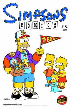 simpsons comic 173 | Archonia.com » Movie/TV » SIMPSONS COMICS #173