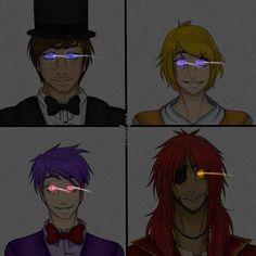 Five Nights at Freddy's by Blazexdx on deviantART