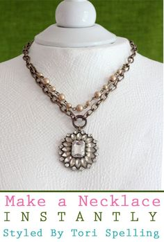 Make-a-Necklace-in-a-Minute