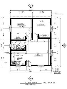 Free Small Home Floor Plans | House Plans – Home Plans, Floor Plan Collections and Custom Home