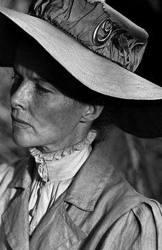 Katherine Hepburn, African Queen, 1951