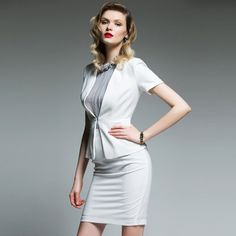 Suit and Skirt Set GGO-062 $177.24 , Click photo for shopping guide and discount