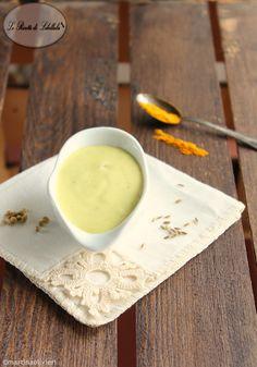 Salsa allo yogurt speziata