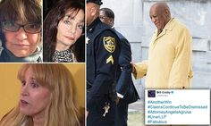 Three Bill Cosby accusers have emotional distress claims dismissed