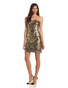 Adrianna Papell Women's Strapless Sequin Dress, Gold, 6 Adrianna Papell,http://www.amazon.com/dp/B00C2PT62O/ref=cm_sw_r_pi_dp_6Z8Rsb1A91E0XM1Y