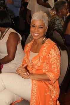 Janice Cosby Bridges at 56.