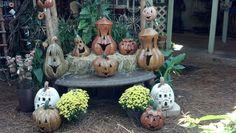 Ceramic Pumpkins are so cool