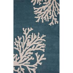 You'll love the Coastal Seaside Wool Hand Tufted Blue & Ivory Area Rug at Wayfair - Great Deals on all Décor  products with Free Shipping on most stuff, even the big stuff.