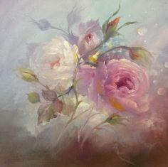 Antique Passion-Láminas Antiguas,Vintage,Retro...y manualidades varias: Rosas nada más...