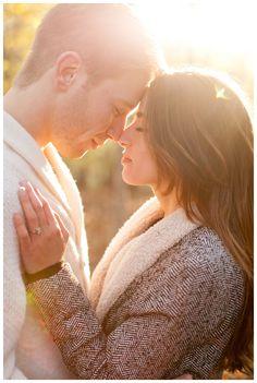 Sunrise engagement shoot perfection.   CarolynMarie Photography Chapel Hill Wedding Photography | Documentary Wedding Photographer